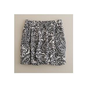 paisley skirt from jcrew